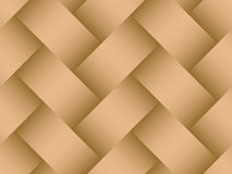 Seamless Diagonal Basketweave Background Texture Stock Images