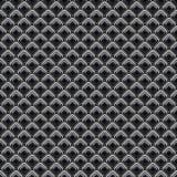 Seamless diagonal checked pattern. Royalty Free Stock Photo
