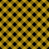 Seamless diagonal checkered pattern. Stock Photo