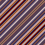 Seamless diagonal pattern stock illustration