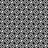 Seamless diagonal pattern. Stock Photography
