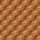 Seamless diagonal pattern brown green Stock Photos