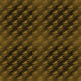 Seamless diagonal pattern gold brown Royalty Free Stock Image