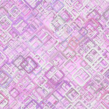 Seamless diagonal square pattern background Royalty Free Stock Photography