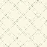 Seamless Diagonal Stripe Pattern. Vector Monochrome Geometric Ba. Ckground. Dots Futuristic Wallpaper. Abstract Minimal Graphic Design Stock Image