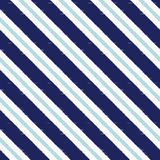 Seamless diagonal stripes pattern Stock Image