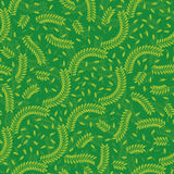 Seamless Diagonal Tamarind Leaves Pattern Royalty Free Stock Images