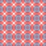 Seamless diamond abstract geometric pattern Stock Photography