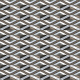 Seamless Diamond Metal Royalty Free Stock Image