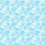 Seamless diamond pattern Royalty Free Stock Photo