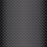 Seamless diamond plate Royalty Free Stock Photo