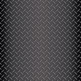 Seamless diamond plate. Vector illustration of a seamless diamond plate Royalty Free Stock Photo