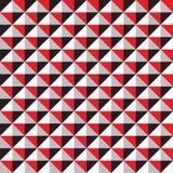 Seamless Diamond Shape Stud Pattern Background stock illustration