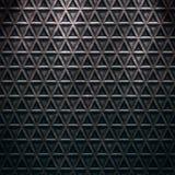 Seamless diamond steel background Royalty Free Stock Photography