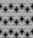 Seamless diamonds pattern. Stock Image