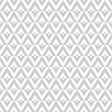 Seamless diamonds pattern. Geometric texture. Royalty Free Stock Photo