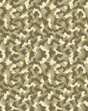 Seamless digital camouflage Royalty Free Stock Photography