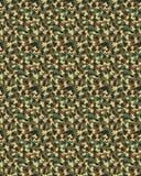 Seamless digital camouflage Stock Photos