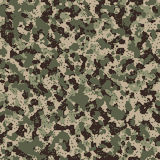 Seamless digital universal camo Stock Photography