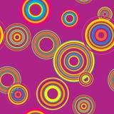Seamless disco background Royalty Free Stock Image