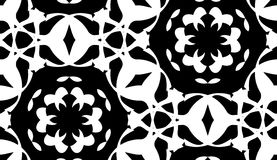 Seamless Doily Pattern Stock Images