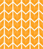 Seamless doodle style herringbone pattern Stock Photo