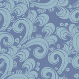 Seamless doodle vintage. This is file of EPS8 format Royalty Free Stock Photo