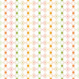 Seamless dots pattern Royalty Free Stock Photos