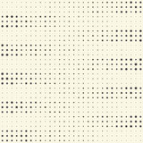 Seamless Dots Pattern. Abstract Fine Pixel Texture. Seamless Dots Pattern. Vector Monochrome Circle Background. Abstract Fine Pixel Texture. Minimal Graphic Royalty Free Stock Photos