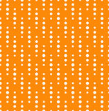 Seamless dots pattern Royalty Free Stock Images