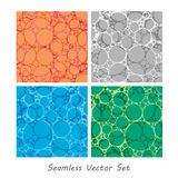 Seamless dots pattern Royalty Free Stock Photos