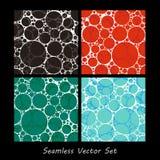 Seamless dots pattern Stock Photos