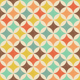 Seamless dots texture geometric pattern Stock Photography