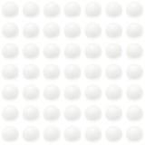 Seamless dots white Royalty Free Stock Image