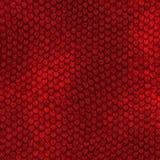 Seamless dragon scale pattern Stock Photo