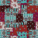 Seamless east pattern Royalty Free Stock Photography