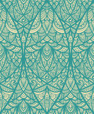 Seamless eastern pattern Stock Photos