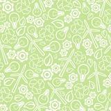 Seamless ecology background Stock Image