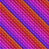 Seamless Eighties 3d Background Stock Image