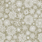 Seamless elegant christmas texture patter Royalty Free Stock Photography