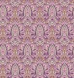 Seamless elegant floral pattern royalty free illustration