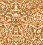 Seamless elegant floral pattern Royalty Free Stock Photography