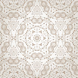 Seamless elegant floral pattern background Stock Images