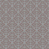 Seamless elegant floral pattern with branches and berries Stock Photos