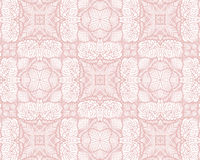 Seamless elegant floral pattern wallpaper Stock Image