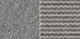 Seamless elegant gray fabric Stock Photos