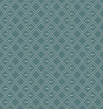 Seamless elegant vintage zig zag wave line and dot pattern background. Royalty Free Stock Image