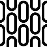 Seamless Ellipse Pattern Stock Photos