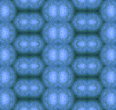 Seamless ellipses pattern blue gray green Royalty Free Stock Photography