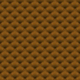 Seamless ellipses pattern ocher brown diagonally. Abstract geometric plain background. Seamless ellipses pattern diagonally in ocher brown shades with black Royalty Free Stock Photo